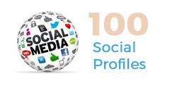 Create Social Profiles